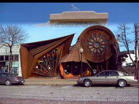 Strange weird house designs from all over the world for The cool house