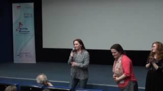 Мастер-класс после просмотра документального фильма «Форсаж. Возвращение» режиссера Наталии ГУГУЕВОЙ
