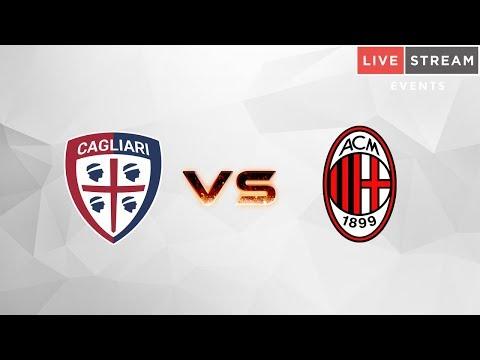 LIVE 🔴 Cagliari - Milan  4°Giornata Serie A