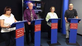 Tomah Mayoral Debate 2016
