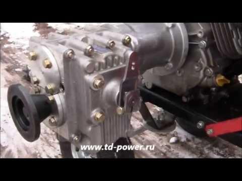 Судовой двигатель из китайского воздушника