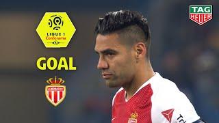 Goal Radamel FALCAO (55') / SM Caen - AS Monaco (0-1) (SMC-ASM) / 2018-19