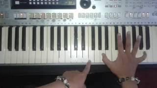 hướng dẫn áp dụng kỹ thuật chạy tiếng đàn tranh vào bài hát