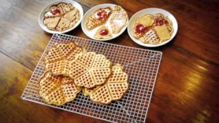 Torill's Table Waffles