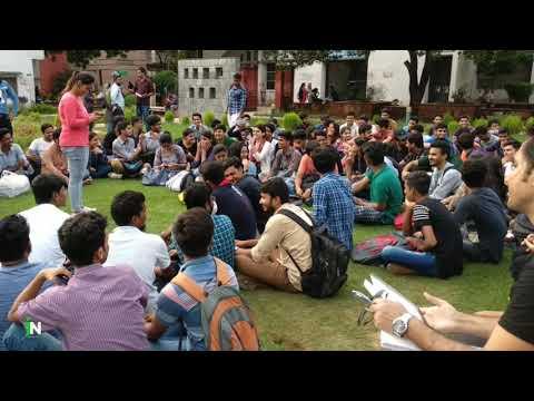 Jamia Tarana with Beautiful view of JMI, | Jamia Millia Islamia
