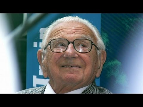 Hero Who Saved Kids From The Holocaust Dies At 106