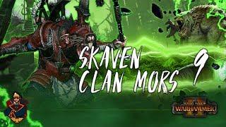 [9] Total War: Warhammer 2 (Skaven) Campaign Walkthrough - QUEEK'S LEGENDARY FIGHT!
