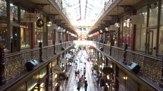 Sydney's Strand Arcade