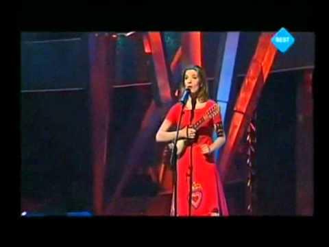 Lucia Moniz  O meu coração não tem cor  Eurovisão 1996