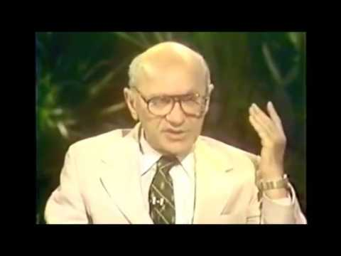 Milton Friedman on the free-market case for taxing pollution