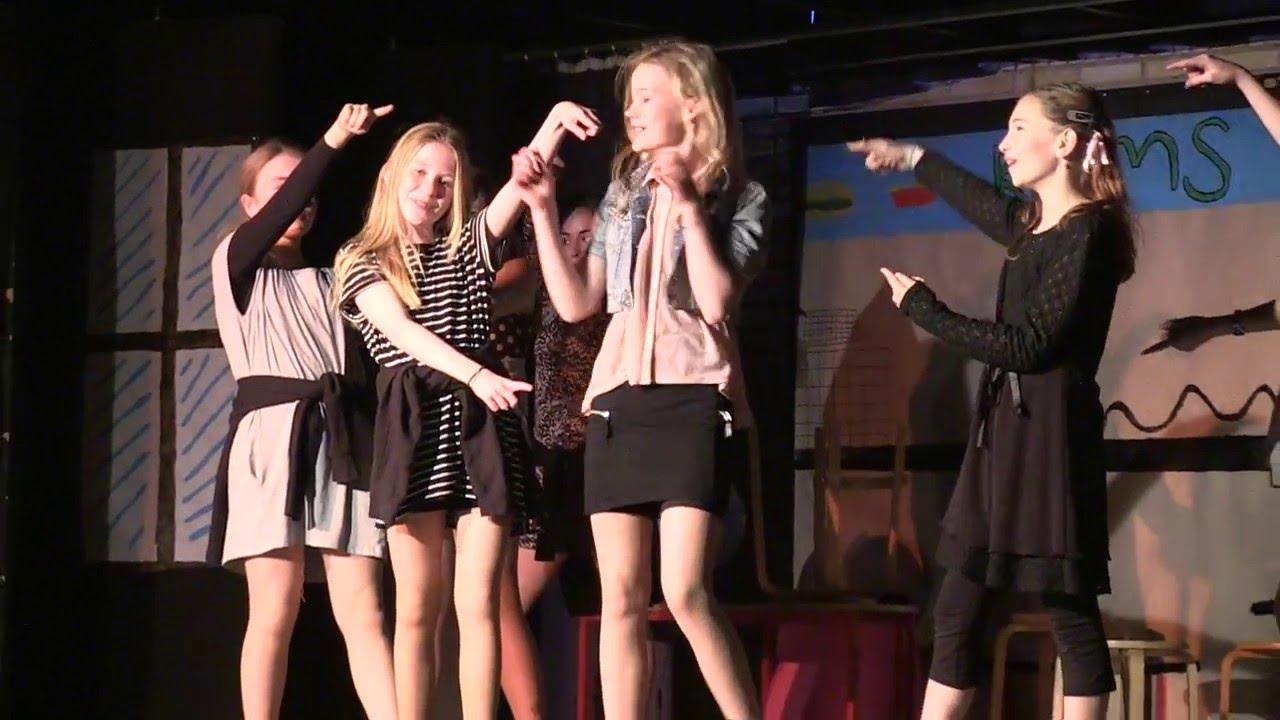 Bølle Bob Molsskolen skolefest 2016