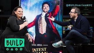 "Keala Settle Got Teased By Her ""The Greatest Showman"" Co-Star, Hugh Jackman"