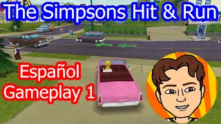 The Simpsons Hit & Run el juego para PC gameplay 1