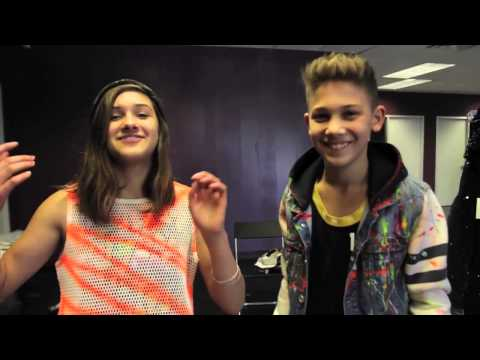 KIDZ BOP Kids – Make Some Noise Tour (Wardrobe Behind The Scenes)