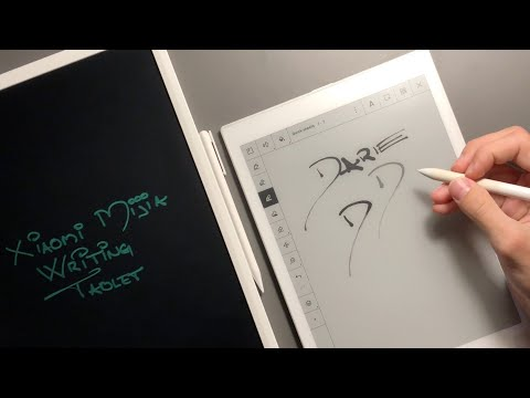 Xiaomi Mijia Writing Tablet V Remarkable (SxS Review)