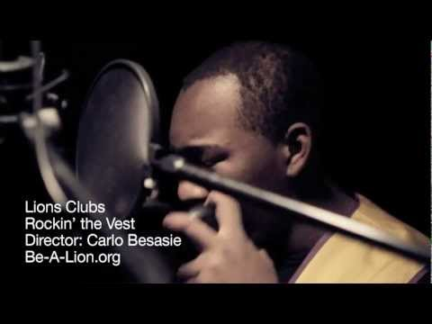 """Lions Club Rap Video """"Rockin' the Vest"""""""