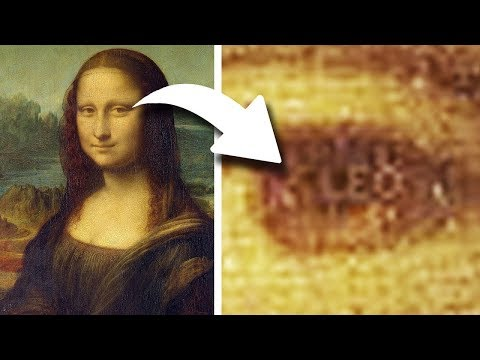 Secrets Hidden Inside Famous Paintings