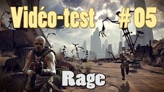 Rage [ Review FR / Vidéotest FR / Gameplay FR ]
