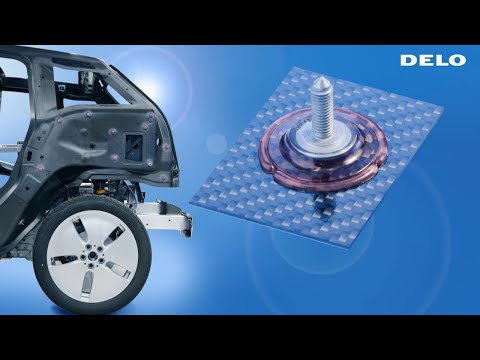 Fastener Bonding with ONSERT® and DELO adhesives