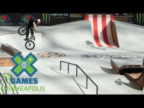 Garrett Reynolds wins BMX Street gold | X Games Minneapolis 2017