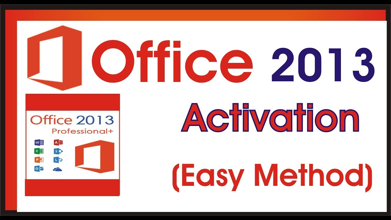 office 2013 activate albviral