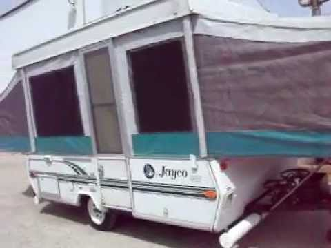 1993 Jayco Jay Series 1006 - YouTube
