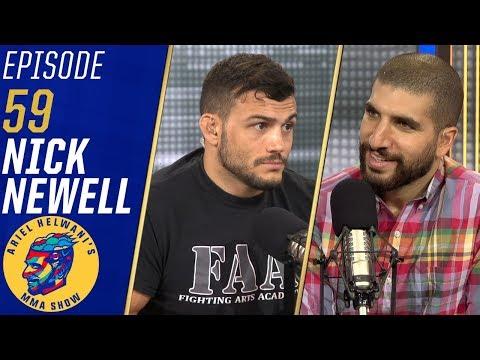 Nick Newell looking to make statement in Bellator MMA   Ariel Helwani's MMA Show