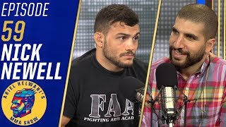 Nick Newell looking to make statement in Bellator MMA | Ariel Helwani's MMA Show
