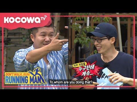 [RunningMan] Ep 367_0910_Wanna One Kang Daniel visits