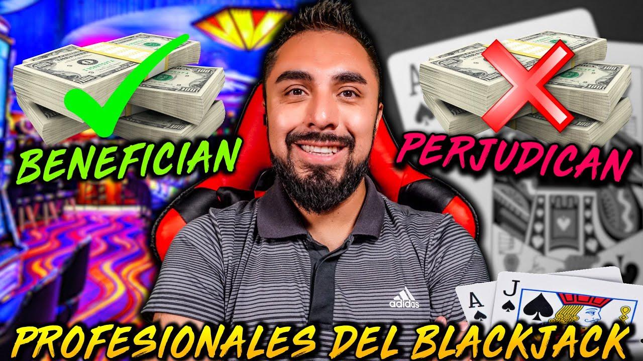 Normas que te perjudican y benefician en el blackjack | Profesionales del blackjack #6