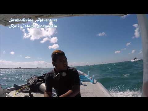 Scubadiving in Bali Island Indonesia