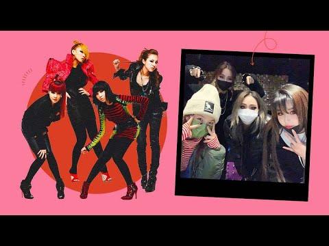 2NE1's musical journey  From 'weird girls' to 'the legendary girl group'