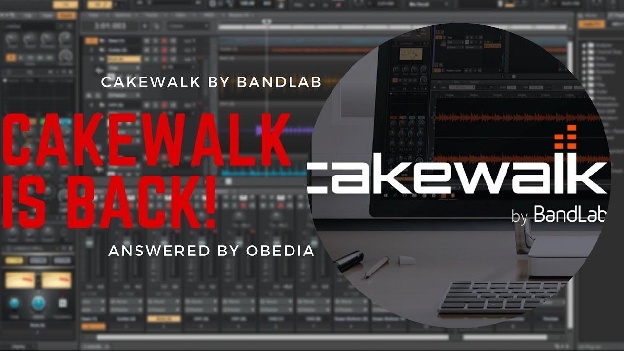 cakewalk by bandlab mac