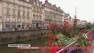 [VOYAGE] 24 Heures à Rennes #CCVB