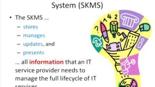 030 Service Knowledge Management System SKMS