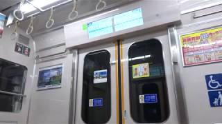 京急本線 1000形 平和島→立会川 1660 普通品川行き