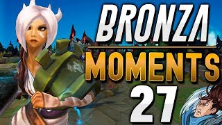 DOBLE TORNADO YASUO?! | League of BRONZA (Semana 27)