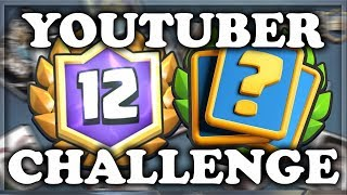 #1 Deck Winning YouTube Challenge! | Clash Royale 🍊