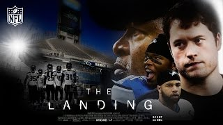 Lions vs. Seahawks Playoff Trailer: The Landing | NFL