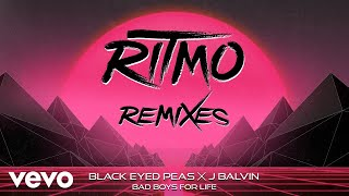 Black Eyed Peas, J Balvin - RITMO (Bad Boys For Life) (Steve Aoki Remix - Audio)