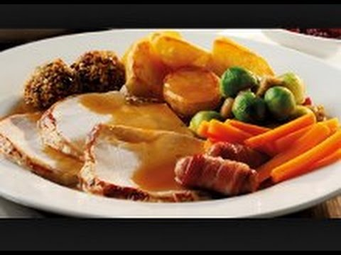 Easy Sunday Lunch For All The Family Youtube