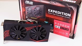 Asus Radeon RX 570 - Graphics Cards are cheap again?