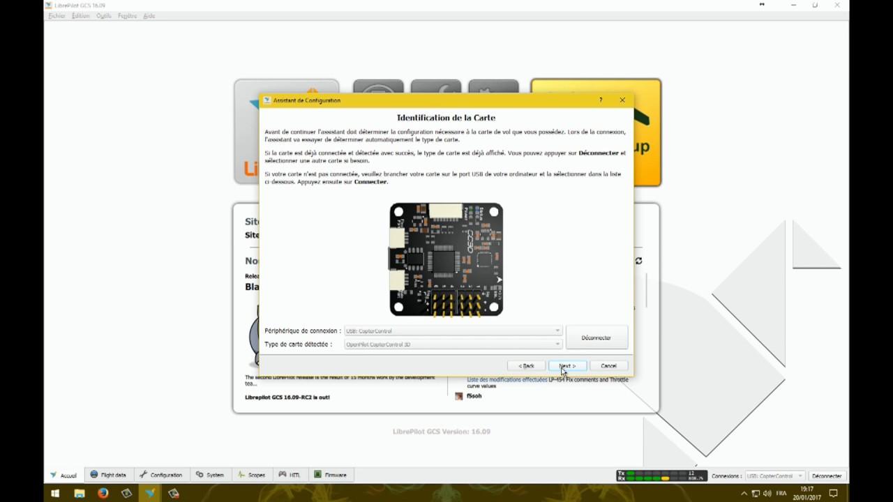 hight resolution of  tuto fr utiliser le ibus sur cc3d rx fs ia6b cc3d