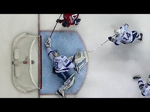 Vasilevskiy robs Kuznetsov on the door step