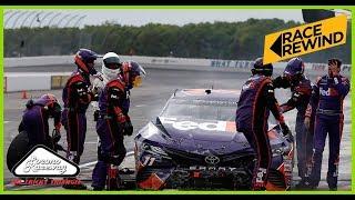 Race Rewind: Pocono 400