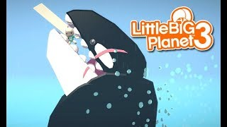 LittleBIGPlanet 3 - My Shamu Movie [You Are the Whale] - Playstation 4