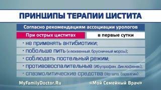 Лекарства при цистите - обзор препаратов антибиотиков