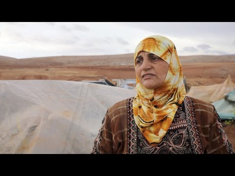 With all eyes on US election, Israel demolished an entire Palestinian community in the Jordan Valley