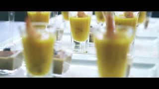 Новые фуршетные закуски в ресторане Засека