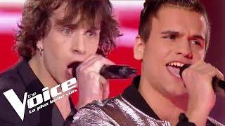 Rita Mitsouko - Histoires d'A | Florent Marchand vs Xam Hurricane | The Voice France 2018 | Duels